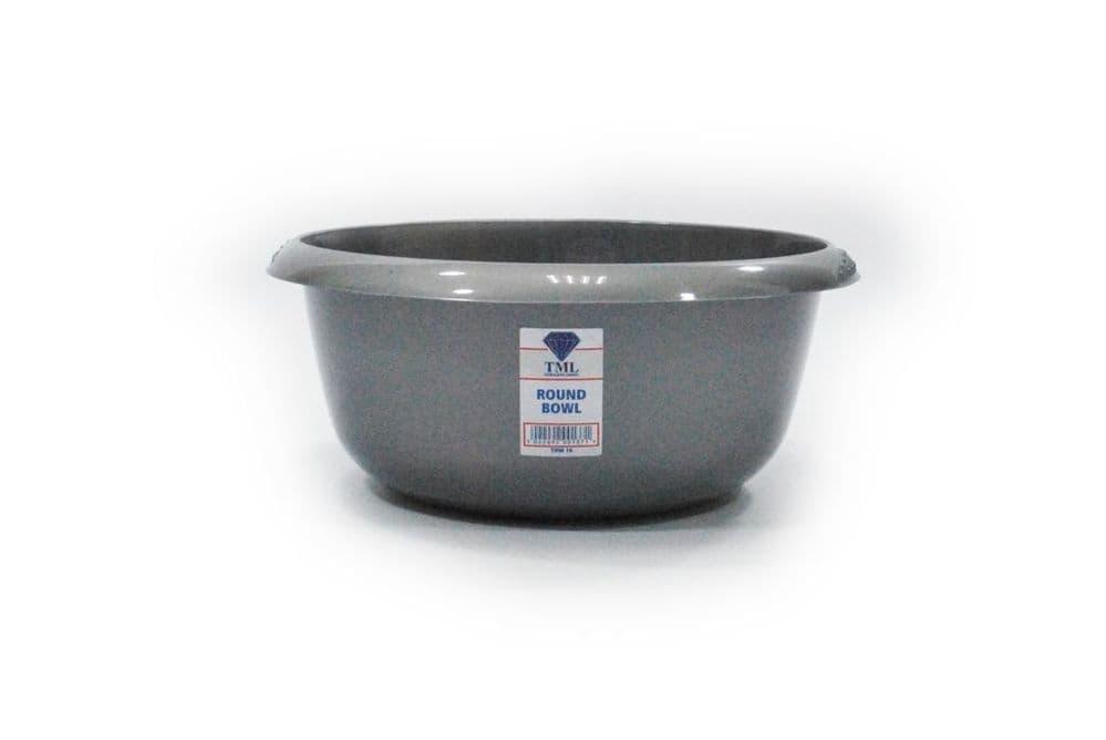 TML Round Bowl - 6L Silver
